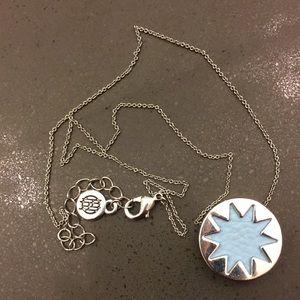 House of Harlowe 1960 mini sunburst necklace